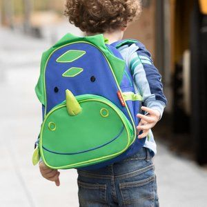 Skip Hop Zoo Dinosaur Little Kid's Backpack